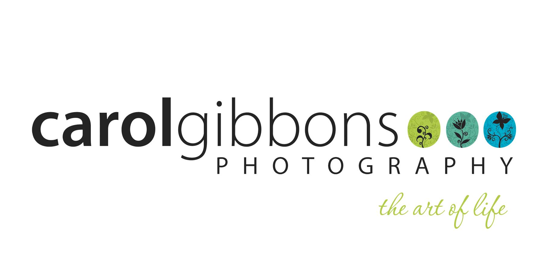 Carol Gibbons Photography Logo